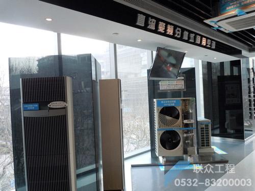 大金商用空调柜机 大金机房空调|青岛联众工程有限