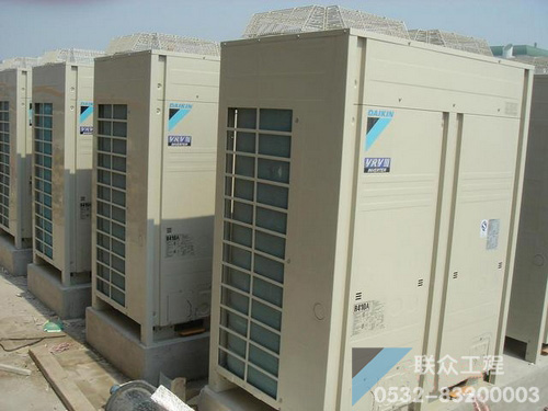 用       途:飞机机库 面       积:12000㎡ 应用系统:大金中央空调